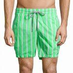 Zeybra - Short de bain - Homme vert vert fluo de la marque Zeybra image 1 produit