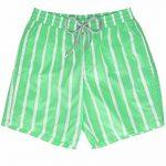 Zeybra - Short de bain - Homme vert vert fluo de la marque Zeybra image 2 produit
